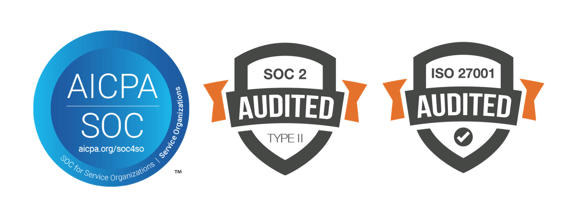 Certification Logos for Blog